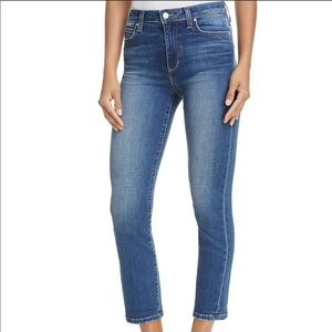 Joe's Jean The Kass High-Rise Slim Straight Ankle